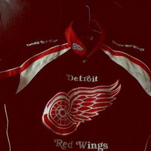 Detroit Red Wings Vintage jacket...